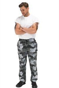 Dennys Chef Trousers Camo Print Chefs / Kitchen - Sizes S-XL NEW