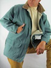 Hunting Sterling Bay Upland Hunter Field Coat Barn Reversible Jacket Size M  BK2