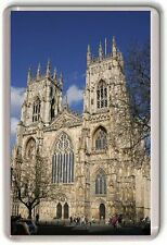 York Minster, Yorkshire England Fridge Magnet 01