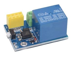 ESP8266 5V WiFi Relaismodul IoT APP Control Board Smart Home RST Schalter Switch
