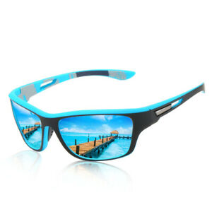 Polarized Sunglasses Travel Bicycle Sport Driving Fishing Cycling Sun Shades Men
