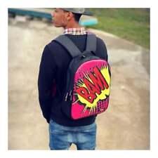 Urban Junk Bam Backpack Laptop Pocket Graffiti