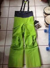 Arc'teryx Rush LT GORE-TEX & RECCO Ski snowboard bib pants. Men's