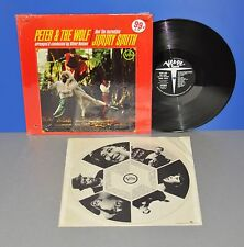 Jimmy Smith Peter & the wolf USA '66 Verve 1st VG++ OIS FOC in shrink Vinyl LP
