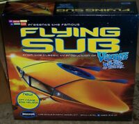 Moebius Voyage to Bottom Of The Sea FLYING SUB model kit 1/32