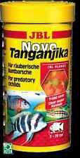 Jbl Novo Tanganjika tropical cichlid Lago Malawi ESCAMA comida para peces 1L/172g