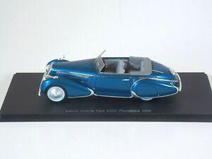 Lancia Asturia Type 233C Pininfarina 1936. 1:43 Scale. Spark Die Cast.