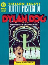 TUTTI I MISTERI DI DYLAN DOG