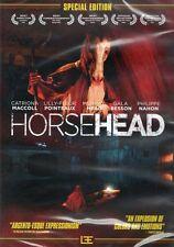 Horsehead DVD Last Exit Entertainment Romain Basset 2014 cult horror