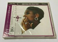 """Shara Nelson SEALED PROMO BRAND NEW CD """"What Silence Knows"""" Japan OBI"""