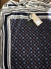 Jason Wu for Target Navy Wheel Scarf, One Size, NWT