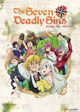 Seven Deadly Sins: Season One - Part Two [New DVD] 2 Pack