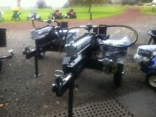 Log Splitter Millers Falls   Wood Splitter  petrol engine Electric Start