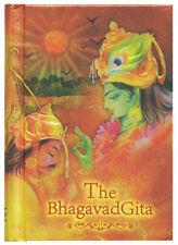Bhagavad Gita A7 pocket Size HardBack English Sanskrit