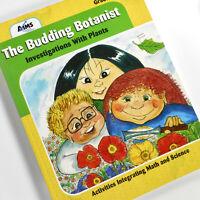 Botanist Math Science Teachers Guide Gr 3 4 5 6 Plants Homeschool CD Activities