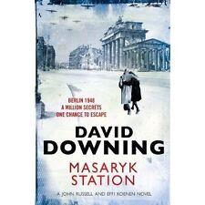 Very Good, Masaryk Station (John Russell 6), David Downing, Book