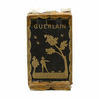 Vintage French Guerlain Mitsouko Perfume Box Only Holds Baccarat Bottle 5-1/4""