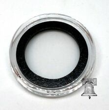 5 Air-tite Coin Holder Capsule Model A Black Ring 14mm Five Cents 1908-1921 Case