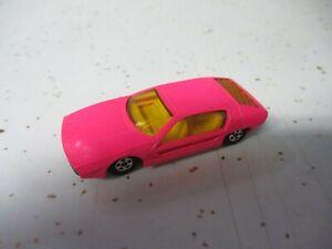 Matchbox Lesney Superfast SF20 Lamborghini Marzal- hot pink, loose