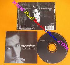 CD SASHA Dedicated To..1998 Germany WEA 3984 25730-2 no lp mc dvd (CS11)