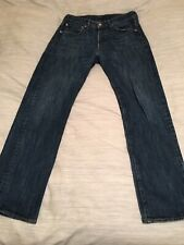 Rare Levi's 501's Red Tab Distressed 32x32