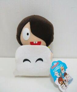 "Gegege no Kitaro Banpresto 1993 Plush 6"" Stuffed TAG Toy Doll Japan"