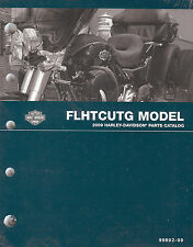 2009 HARLEY-DAVIDSON FLHTCUTG TRIKE PARTS CATALOG MANUAL -FLHTCUTG TRI GLIDE