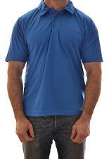 REGATTA MENS AXIS POLO SHIRT CASUAL TIDE BLUE MS325 B2