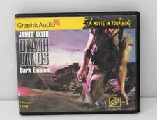 James Axler Deathlands Dark Emblem (7 CD Set) - Used