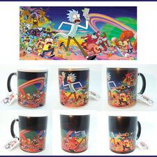Rick and Morty - Special Magic Mug Changing Color Coffee Tea 330ml 11oz
