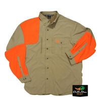 NEW BANDED GEAR MISSOULA PERFORMANCE UPLAND HUNTING SHOOTING SHIRT BLAZE TAN