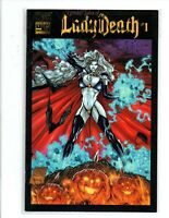Untold Tales of Lady Death #1 - Chaos - (-Near Mint)