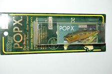 rare megabass pop x popx made in japan bass topwater popper 1/4oz  yuki ito