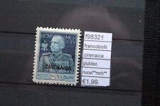 FRANCOBOLLI CIRENAICA GIUBILEO MNH** NUOVI** (F98321)