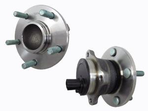 For MAZDA 3 BK / BL 01/04 ~ 01/14 REAR WHEEL HUB  .ABS type. SB50030ZMBUH