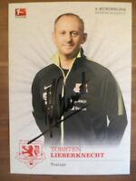 Handsignierte AK Autogrammkarte *T. LIEBERKNECHT* Braunschweig 16/17 2016/2017