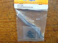 RAPTOR X50 MOUNTING BLOCK PV1352 BNIB