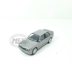 1/43COCHE CAR BMW SERIE 3 M3 E30 1986 NOREV JET-CARS GRIS