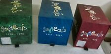 3 GENESIS SACD/DVD Audio Box Sets ( Complete SACD Collection) now OOP