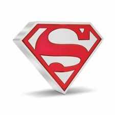 2021 SUPERMAN™ Shield DC Comics 1oz Silver Coin  Present / Gift