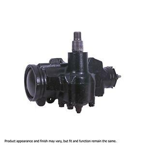 Steering Gear Cardone 27-6529 Reman