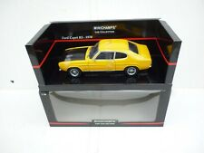 1:18 MINICHAMPS FORD CAPRI RS . 1970 BRAND NEW IN BOX RARE!!!!
