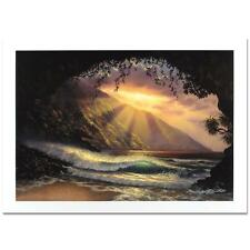 """""""Heaven Sent"""" LIMITED EDITION Lithograph by Walfrido"""