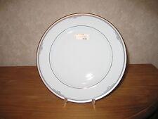 SOLOGNE DESHOULIERES *NEW* Art Déco Grége Satiné Assiette plate 26,5cm