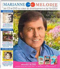 RARE FRANK MICHAEL MARIANNE MELODIE MAGAZINE AOUT 2015 jeanne mas dalida pietri