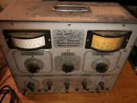Hickok Model 288X Crystal Controlled Signal Generator Not Tested