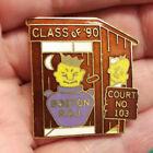 ROYAL ORDER OF JESTERS lapel pin, Boston Mass. class of 90, court 103 ROJ