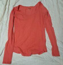 Arizona Long Sleeve Orange Size XS