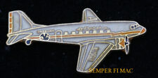 AMERICAN AIRLINES DC-3 HAT LAPEL PIN UP AIRLINE PILOT CREW WING GIFT BROACH FAA