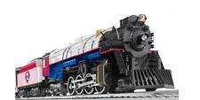 LIONEL 2-8-4 PHILLIES Berkshire Steam Locomotive w/ Smoke Light & Whistle Tender